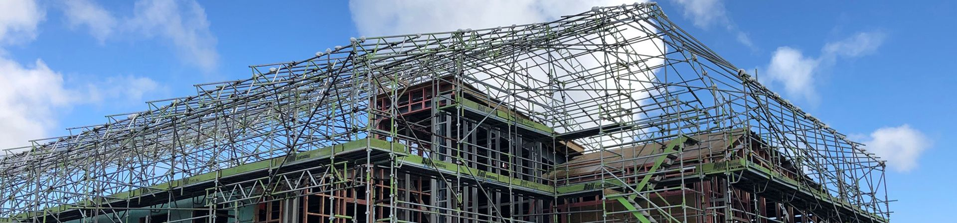 Otago Dental Clinic - Bell Scaffolding - High-end Commercial and Light Industrial Scaffolders