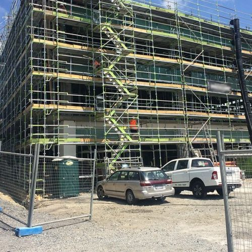SOUTHERN CROSS - Bell Scaffolding - High-end Commercial and Light Industrial Scaffolders