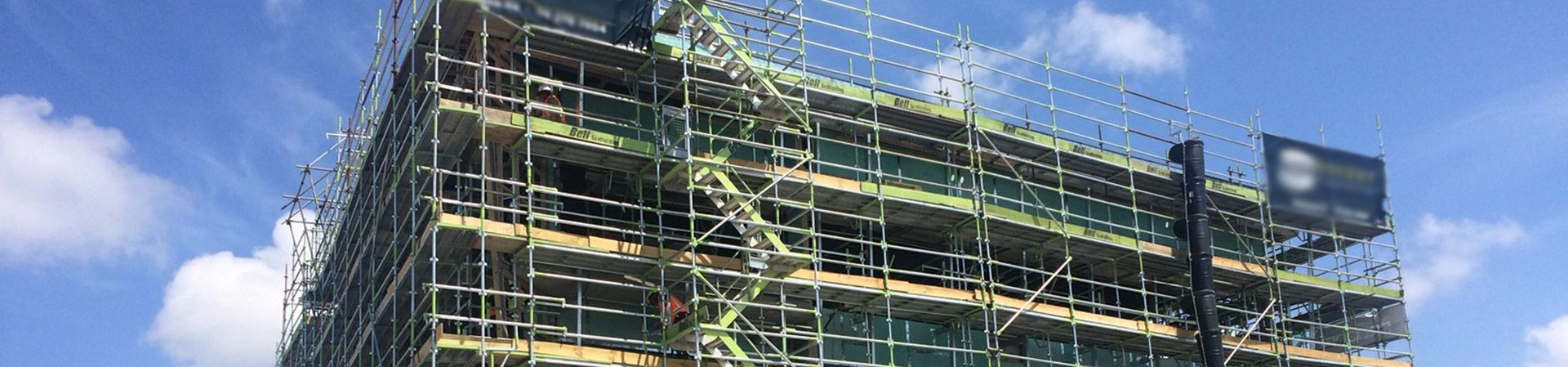 Southern Cross Scaffolding - Bell Scaffolding - High-end Commercial and Light Industrial Scaffolders