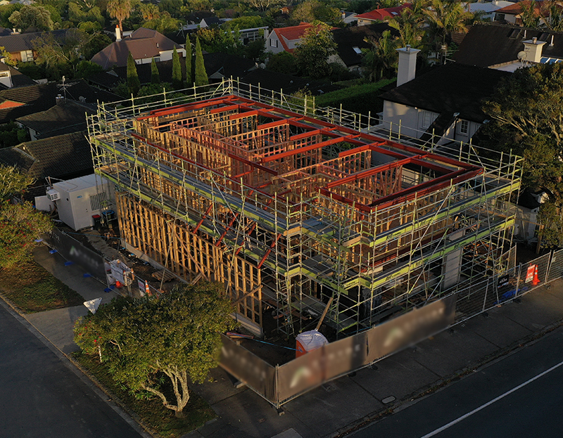 Commercial Scaffolding Auckland